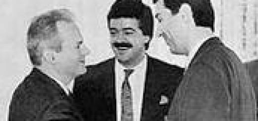 Milosevic Djukanovic