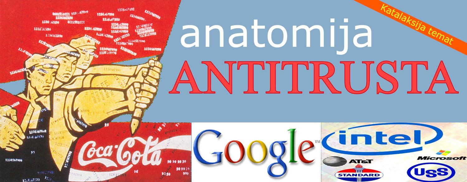 Temat: Anatomija antitrusta