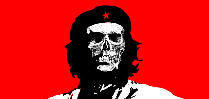 Mašina za ubijanje – Če Gevara, od komunističkog agitatora do kapitalističkog...