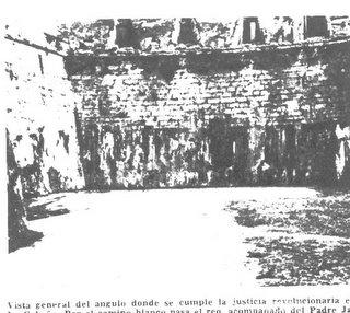 """Mesto na kome su streljani """"kontralevorucionari"""" - zloglasna  La Cabaña"""